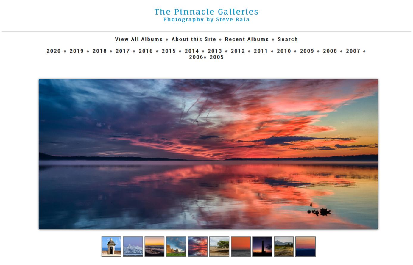 The Pinnaccle Galleries